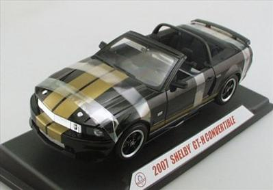 #1116 Ford Shelby GT-H Convertible 2007 neuf