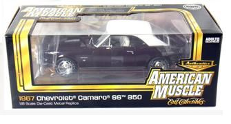 #053 1967 Chevrolet Camaro SS 350