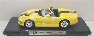 1999 FORD SHELBY SERIES 1 CONVERTIBLE #59