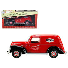 Texaco 1940 Classic Truck, Panel Van (#436)