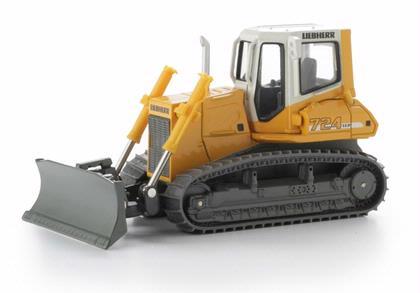 Liebherr PR 724 LGP Crawler Tractor