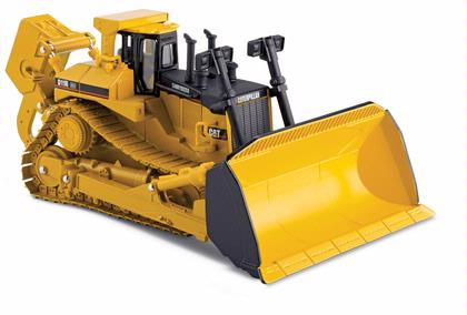CAT D11R Carry Dozer with Metal Tracks