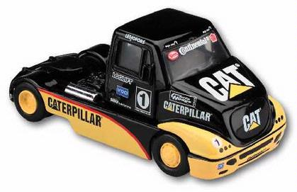 CAT Catapillar Sponsored Race Truck