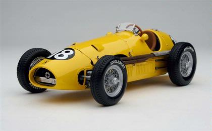 Ferrari Tipo 500 F2 Long Nose 1953 GP Berlin Winner