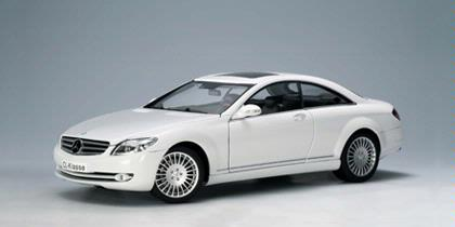 Mercedes-Benz CL Coupe 2006