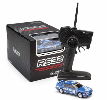 RS32-01 RTR CALSONIC SKYLINE (#1) 1991 JTC 1/32 2.4GHz