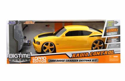 Dodge Charger Daytona R/T 2006 R/C 1/16 RTR