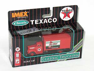 Imex HO 1:87 Ford F-6 Box Truck Texaco Sky Chief NIB