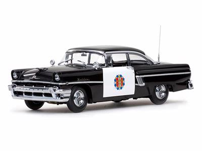 Mercury MontClair Police 1956