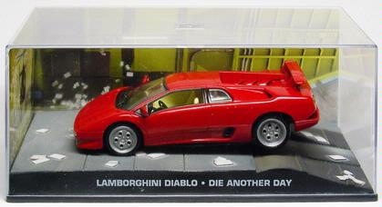 007 james bond lamborghini diablo die another day. Black Bedroom Furniture Sets. Home Design Ideas