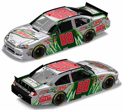 Dale Earnhardt Jr #88