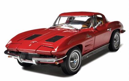 Chevrolet Corvette Coupe 327 1963