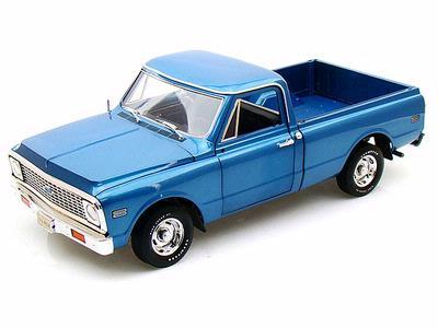 Chevrolet Fleetside Pick Up 1972