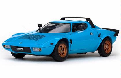 Lancia Stratos Stradale 1975 **Last One**