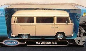 1972 Volkswagen Bus T2