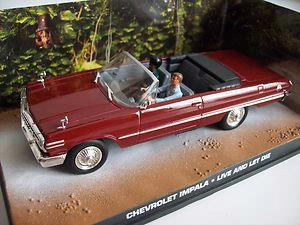 Chevrolet Impala James Bond  Live And Let Die