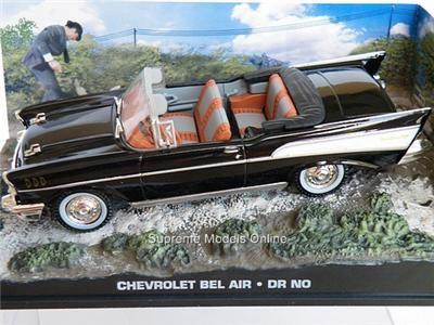 Chevrolet Bel Air Convertible James Bond Dr. No