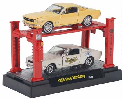 Set 1:64 Ford Mustang 1965
