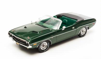 Dodge Challenger 1970 Hemi Convertible