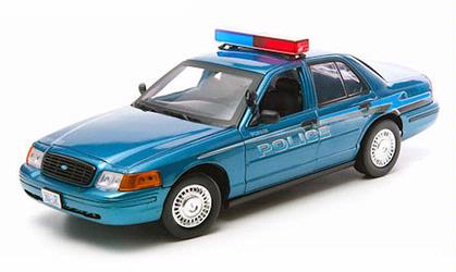 Ford Crown Victoria 2008 Police