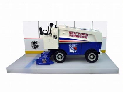 Zamboni New York Rangers