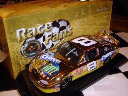 Dale Earnhardt Jr. #8 Ritz/Oreo Chevrolet Monte Carlo GOLD 24k