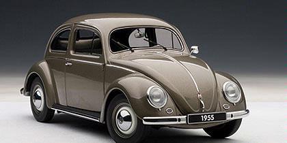Volkswagen Beetle Kaefer Limousine 1955
