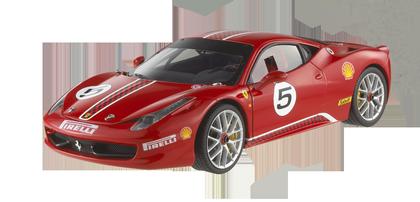 Ferrari 458 Italia Challenger #5