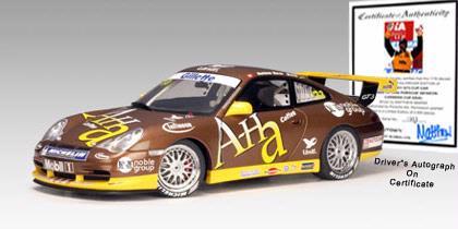 Porsche 911 GT3 Cup Car 2004