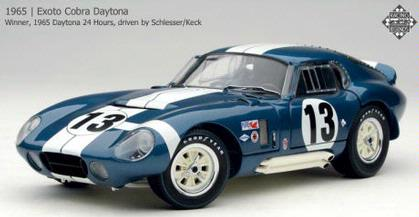Ford Cobra Daytona Coupe 1965