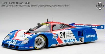 Nissan R89C 1989 Le Mans 24 Hours