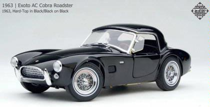 Ford AC Cobra 1963 Roadster