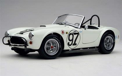 Ford AC Cobra 1963 Daytona Continental