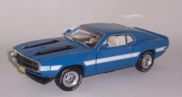Ford Shelby GT-500 1970
