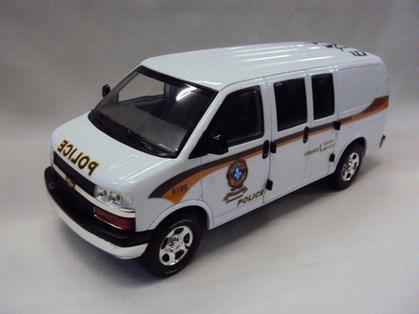 Chevrolet Express Van Police
