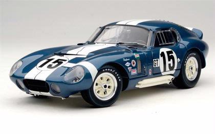 Ford Cobra Daytona Coupe 1965