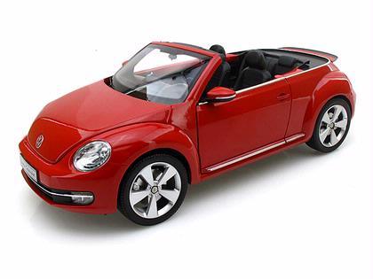 Volkswagen New Beetle Convertible 2012