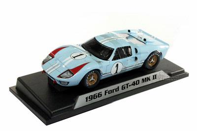 Ford GT-40 MKII 1966 #1 (Oct 26)