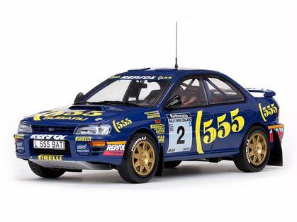 Subaru Impreza 1994 #2