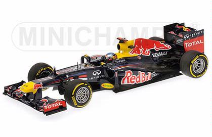 F1 Red Bull Racing RB8 2012