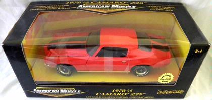Chevrolet Camaro Z/28 1970 1/2