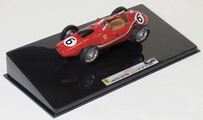 Ferrari 246 F1 M.Hawthorn Morocco GP 1958