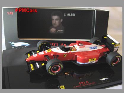 Ferrari F 93 A  GP 1993