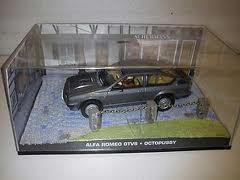 007 James Bond - Alfa Romeo GTV6 - Octopussy