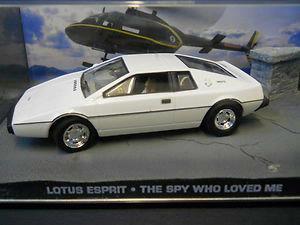 007 James Bond - Lotus Esprit - The Spy Who Loved Me