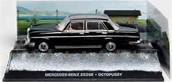 007 James Bond - Mercedes Benz 250 SE - Octopussy