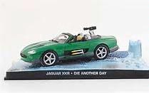 007 James Bond - Jaguar XKR Die Another Day