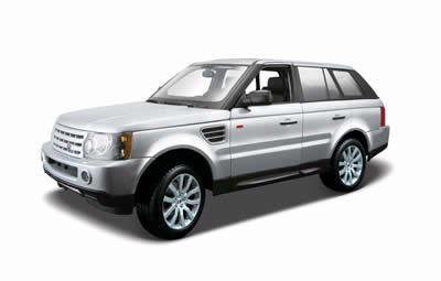 007 James Bond - Range Rover Sport Quantum Of Solace
