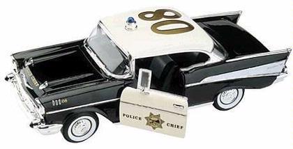 Chevrolet Bel Air Police 1957