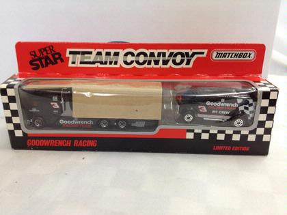 Team Convoy Goodwrench Racing